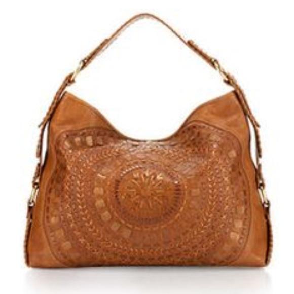 6e6313d1ecb8 Isabella Fiore Handbags - Isabella Fiore Leather Spellbound Jeni hobo tote